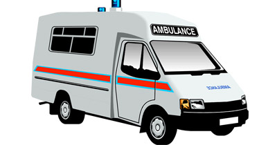 ground ambulance services in india