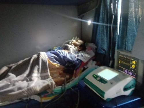 Panchmukhi Rail Ambulance from Lucknow to Mumbai