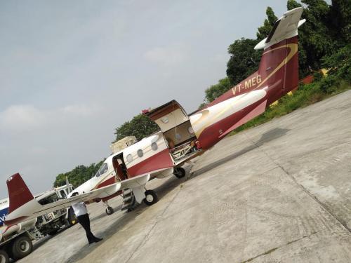 Panchmukhi Air Ambulance Service in Guwahati
