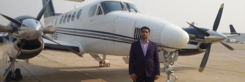 Panchmukhi Charter Air Ambulance from Patna to Delhi